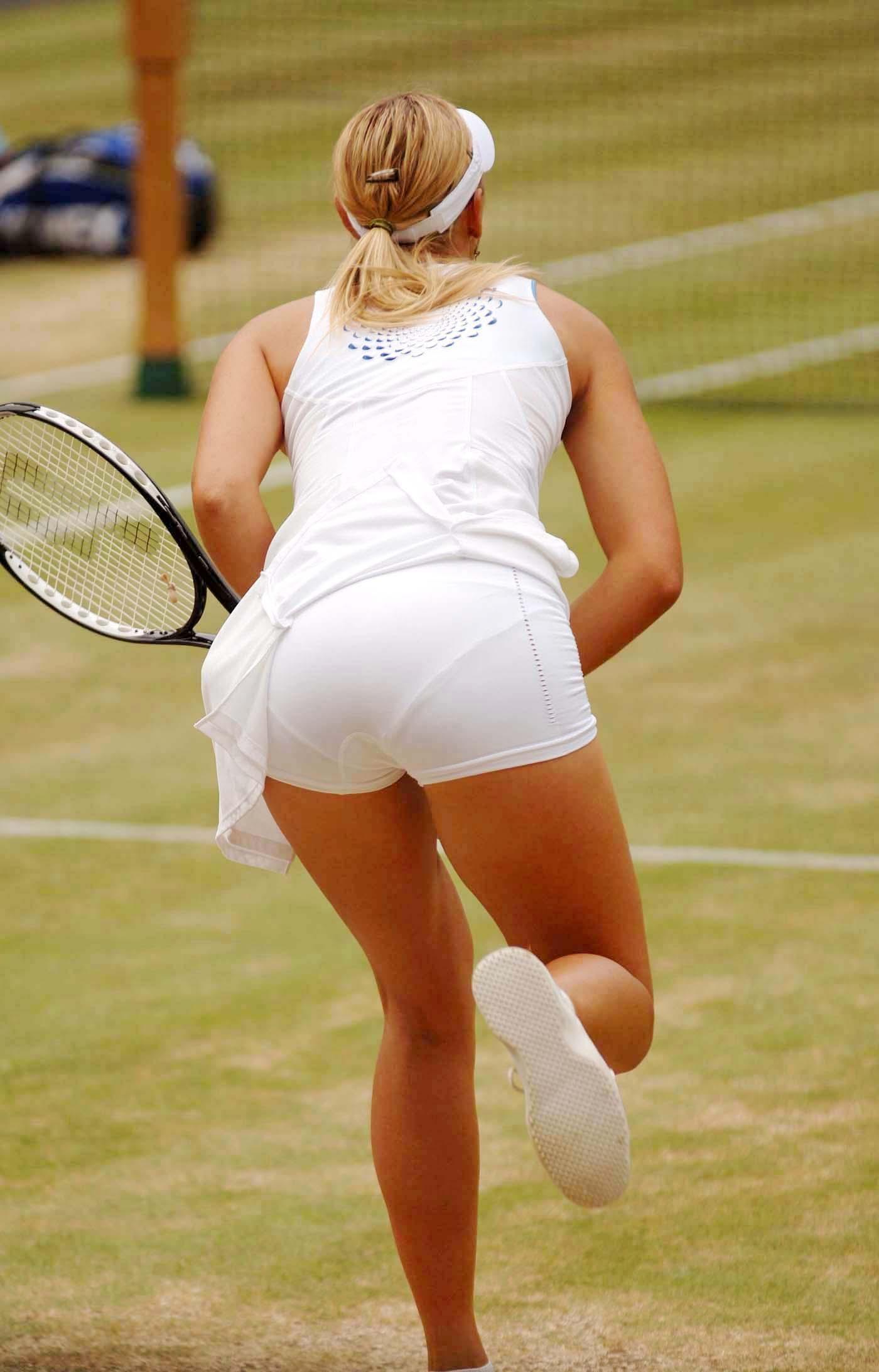 Free porn tennis upskirt down blouse